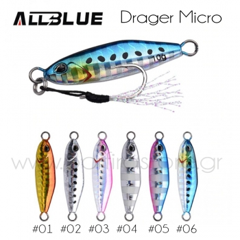 Allblue Drager Micro Metal Jig