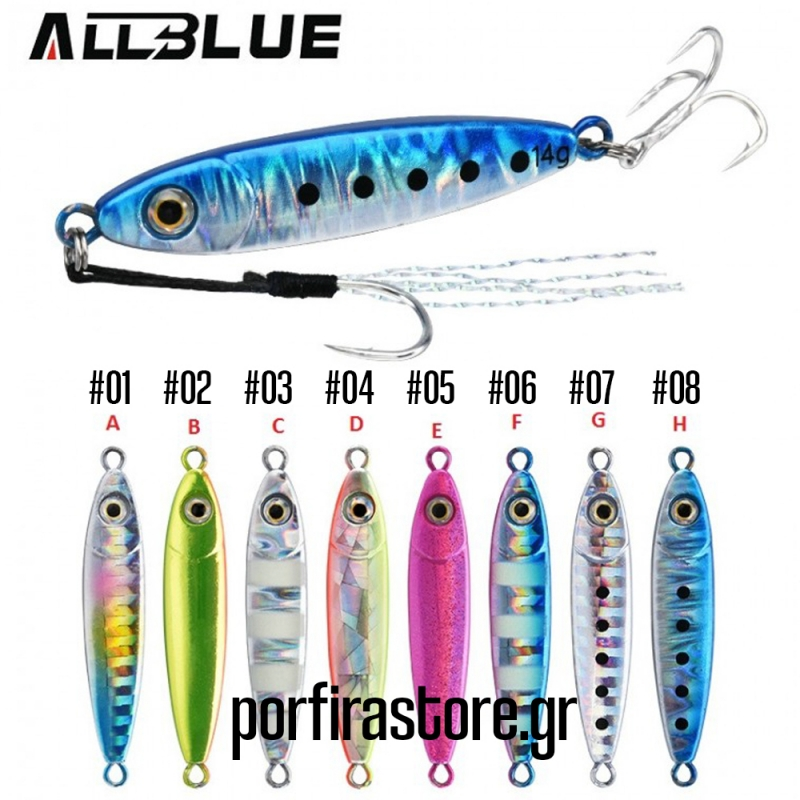 Allblue Little Bit Micro Cast Jig