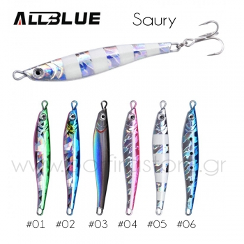 Allblue Saury Metal Jig