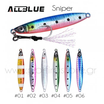 Allblue Sniper Metal Jig