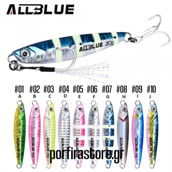 Allblue Wahoo Metal Jig