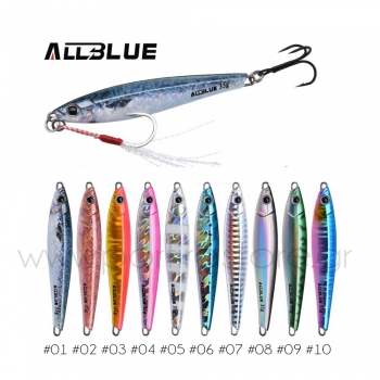 Allblue Shardine Metal Jig