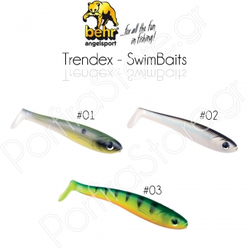 Behr - Trendex Swimbaits