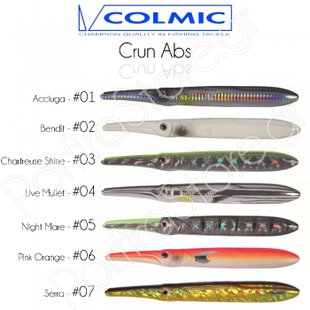 Colmic Crun ABS