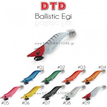 DTD Ballistic Egi 3.0