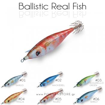 DTD Ballistic Real Fish