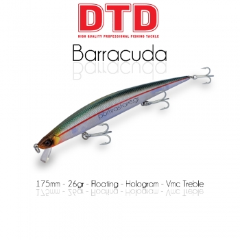 DTD Barracuda 175mm