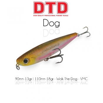 DTD Dog 90mm / 110mm