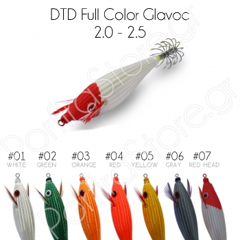 DTD Full Color Glavoc