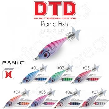 DTD Panic Fish