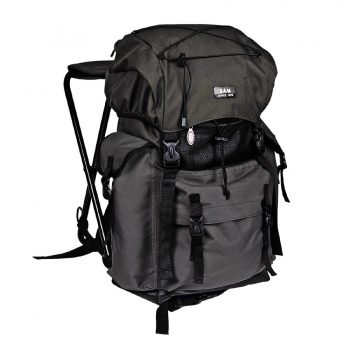 Dam Angler's Back Pack With Chair