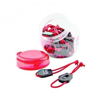 Dam Λουράκια Καλαμιών Ελαστικά 5pcs