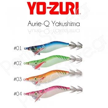 Yozuri Aurie-Q Yakushima