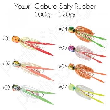 Yozuri Cabura Salty Rubber