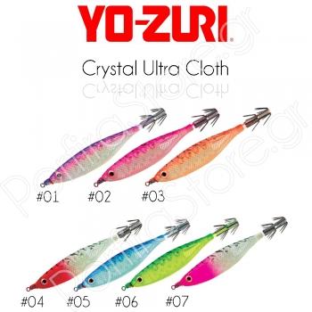 Yozuri Crystal Ultra Cloth
