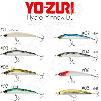 Yozuri Hydro Minnow LC