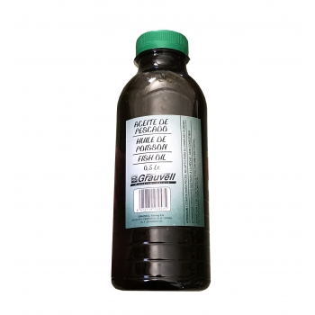 Grauvell Λάδι Σαρδέλας 0.5 L