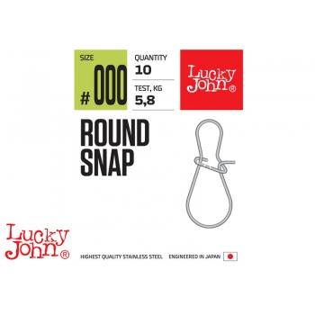 Lucky John - Round Snap