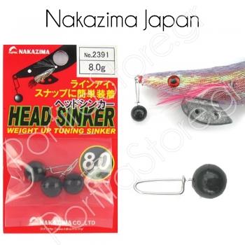 Nakazima Head Sinker