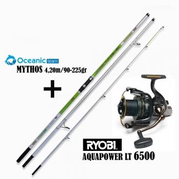 Oceanic Combo Mythos 4.20 - Ryobi Aquapower 6500