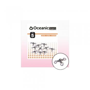 Oceanic T Rolling 12 Pcs
