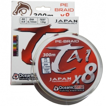 Oceanic Tai 300m 8-Braid