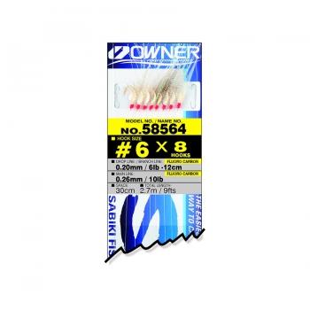 Owner 58564 Fluorocarbon