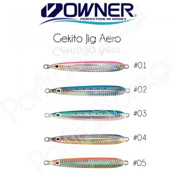 Owner - Gekito Jig Aero
