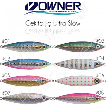 Owner - Gekito Jig Ultra Slow