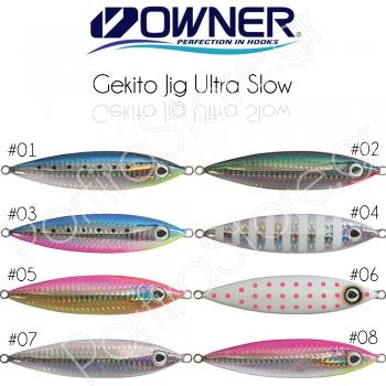 Owner - Gekito Jig Ultra Slow