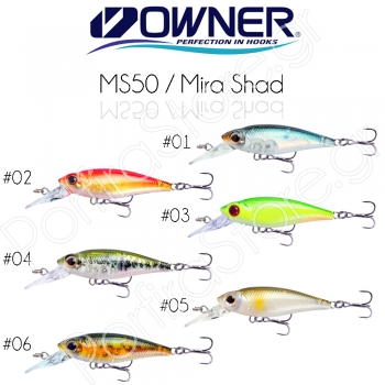 Owner MS-50 Mira Shad
