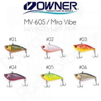 Owner MV-60S Mira Vibe
