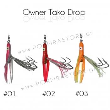 Owner Tako Drop
