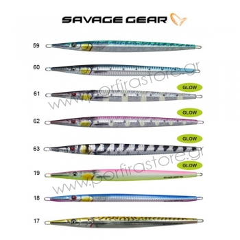 Savage Gear Needle Jig 20gr