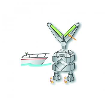 Stonfo Βάση Σκάφους Art.42