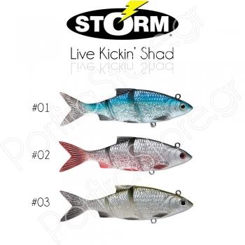 Storm - Live Kickin' Shad