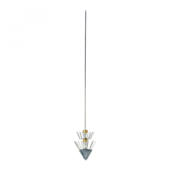 Uno Καυτερό Σύρματος Διπλό Με Μολύβι 20cm