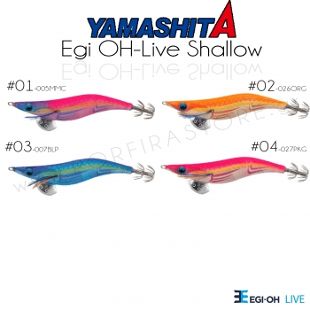 Yamashita Egi Oh-Live Shallow